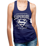Camiseta de Suspensórios Supergirl - Better Than Ever
