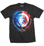 Camiseta Marvel Superheroes 243672