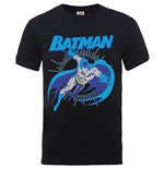 Camiseta DC Comics Superheroes de homem - Design: Originals Batman Leap