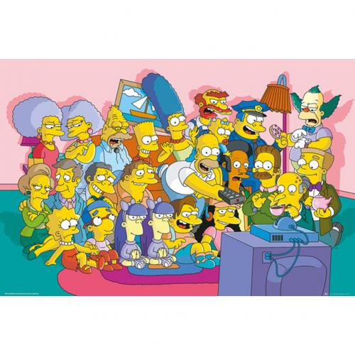 Poster Os Simpsons 244089