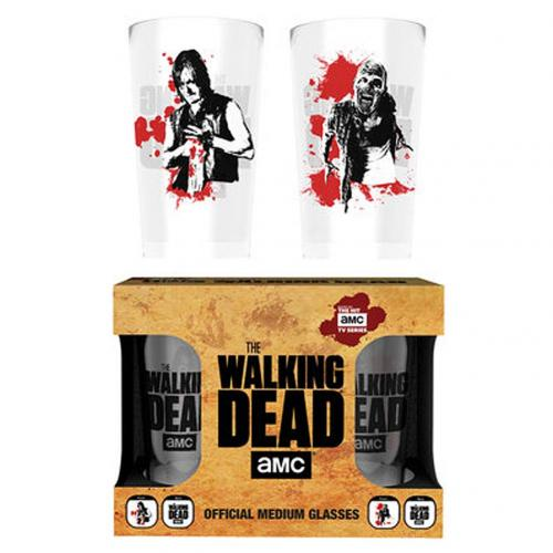 Pack Copos The Walking Dead