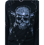 Camisa  Queen of Darkness 244160