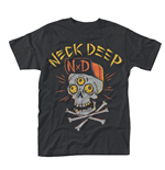 Camiseta Neck Deep 244226