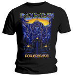 Camiseta Iron Maiden Dark Ink Powerslaves