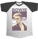 Camiseta David Bowie Smoking
