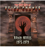 Vinil Alice Cooper - Radio Waves 1975 1979