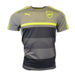 Camiseta Arsenal 2016-2017 Third (Cinza)