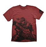 Camiseta Gears of War 244786