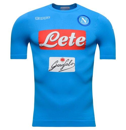 8e338691fc054 Camiseta Napoli 2016-2017 Home Original  Compra Online em Oferta