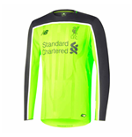Camiseta Liverpool FC 2016-2017 Third