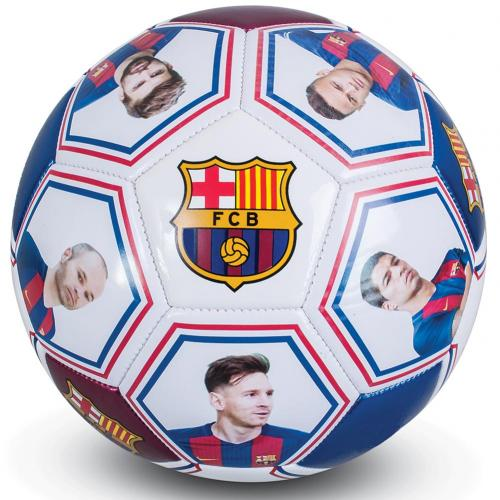 Bola Futebol FC Barcelona Photo Signature