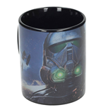 Star Wars Rogue One Caneca Death Trooper