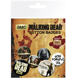 Broche The Walking Dead 245479