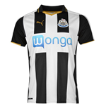 Camiseta Newcastle United 2016-2017 Home