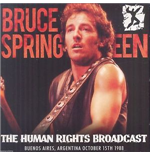 Vinil Bruce Springsteen - Human Rights Broadcast - Buenos Aires 1988 (2 Lp)