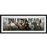 Mouldura The Walking Dead 245756