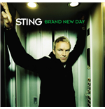 Vinil Sting - Brand New Day