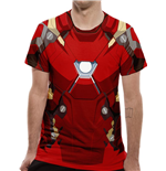 Camiseta Iron Man 246217