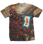 Camiseta Deadpool 246261