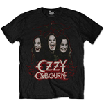 Camiseta Ozzy Osbourne Crows & Bars