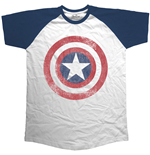 Camiseta Marvel Superheroes 246502