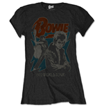 Camiseta David Bowie 1972 World Tour