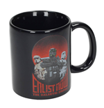 Star Wars Rogue One Caneca Enlist Now