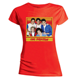 Camiseta One Direction de mulher - Design: Cool