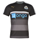 Camiseta Newcastle United 2016-2017 (Preto)
