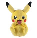Pokemon Pelúcia Pikachu C (laughing) 20 cm