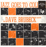 Vinil Dave Brubeck Quartet - Jazz Goes To College