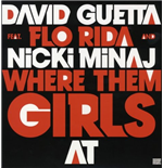 Vinil David Guetta - Where Them Girls At Maxi