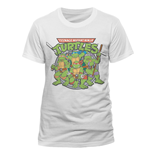 Camiseta Tartarugas Ninja - Group