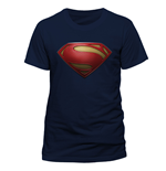 Camiseta Superman - Textured Logo