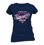 Camiseta Supergirl - Athletics