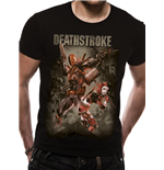 Camiseta Justice League - Deathstroke