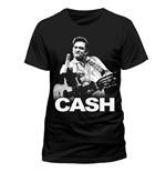 Camiseta Johnny Cash - Finger