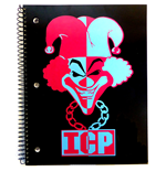 Caderno Insane Clown Posse - Joker
