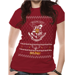 Camiseta Harry Potter - Xmas Crest