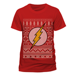 Camiseta Flash - Fair Isle Logo