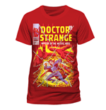 Camiseta Doctor Strange - Comic Cover