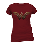 Camiseta Batman vs Superman - Wonder Woman Logo