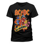 Camiseta AC/DC - Are You Ready
