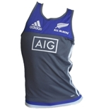 Camiseta de Suspensórios All Blacks
