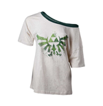 Camiseta The Legend of Zelda Triforce Logo