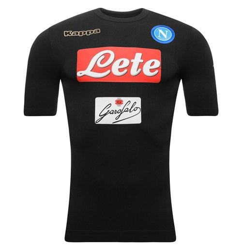 2e15482b5bda9 Camiseta Napoli 2016-2017 Third Original  Compra Online em Oferta