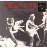Vinil Pearl Jam - Live At The Fox Theatre, Atlanta, Ga 1994