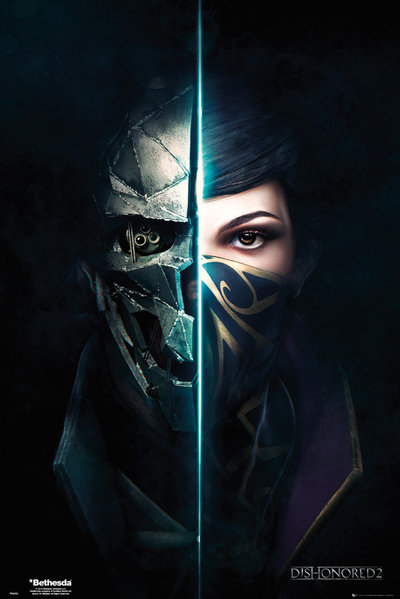 Poster Dishonored 248329