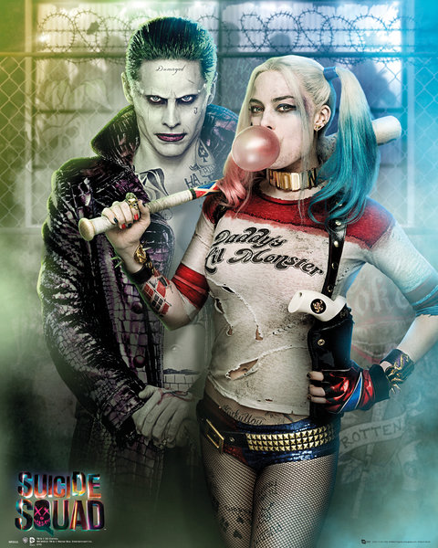 Poster Suicide Squad 248533
