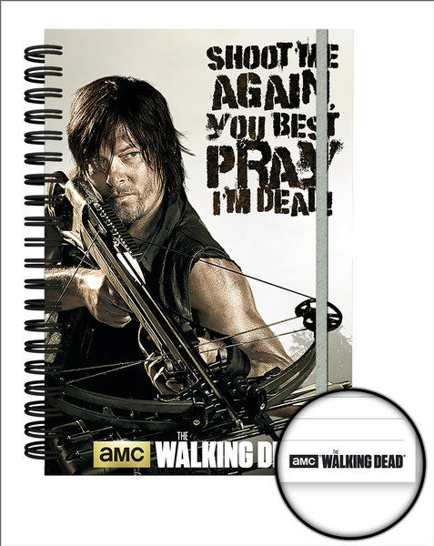 Agenda The Walking Dead Crossbow A5